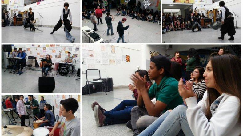 La Escuela de Arte propone Recreos Culturales