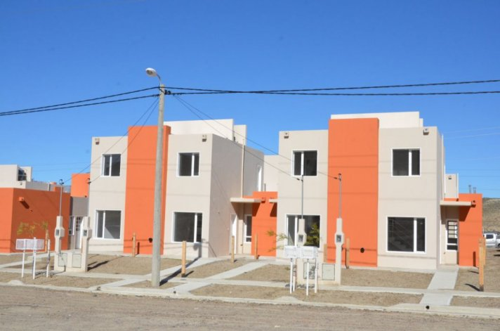 Se pone en marcha el segundo tramo de las 900 casas para Chubut