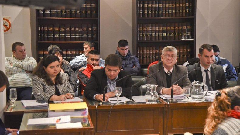 El juicio contra los narco Apadrinados continuará hasta el viernes en el Tribunal Oral Federal de Comodoro Rivadavia. Hoy declararán seis testigos.