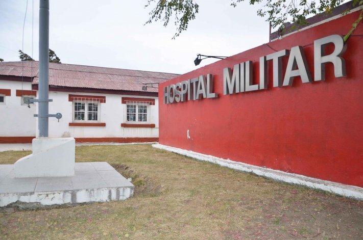 Se reflota el proyecto para que el Hospital Militar vuelva a atender civiles.