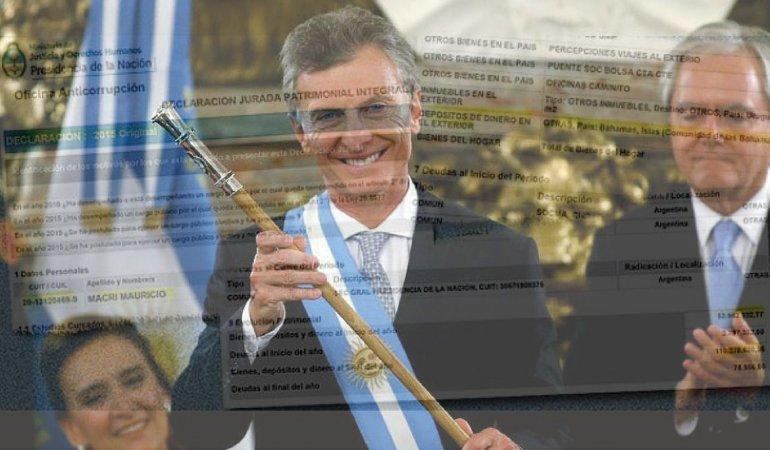 Declaraciones juradas de Macri: ordenan peritaje comparativo