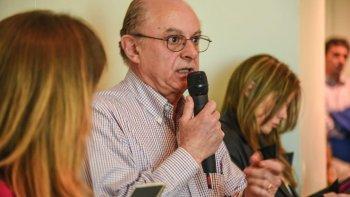 Jorge Ayestarán, coordinador del proyecto Hychico.