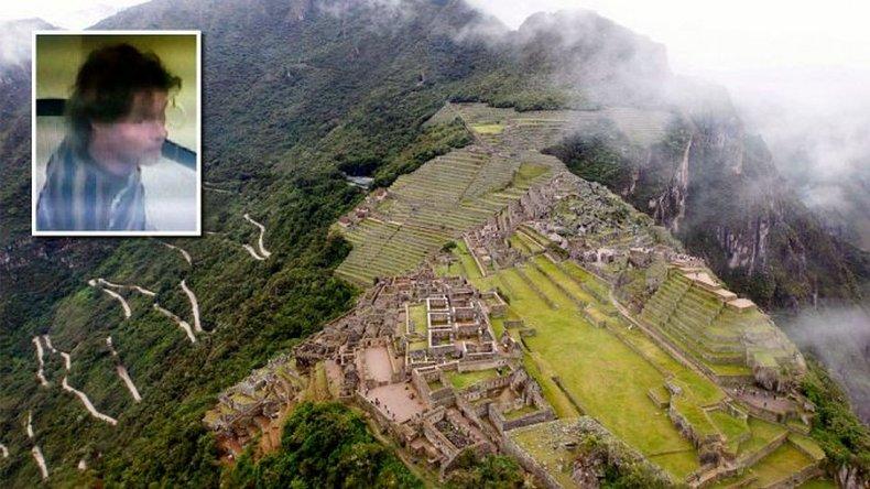 Turista cayó por un precipicio en Machu Picchu al sacarse una selfie