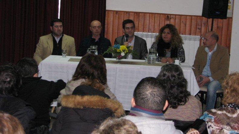 González resaltó las políticas de integración para personas con discapacidad