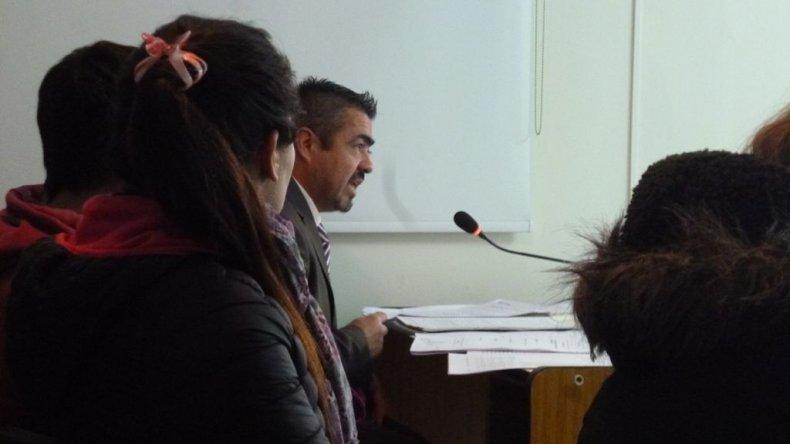 A pedido del fiscal Héctor Iturrioz le dictaron la prisión preventiva a Gisela Pérez.