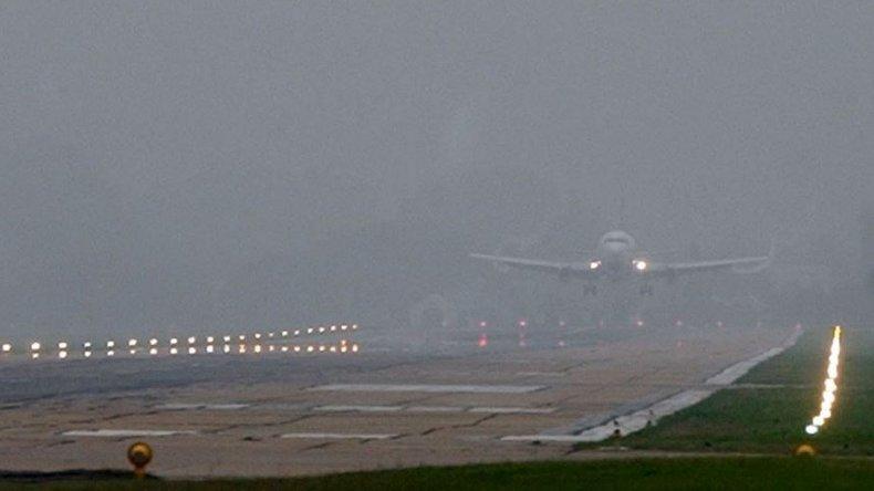 Vuelos cancelados y demorados en Comodoro por neblina en Aeroparque