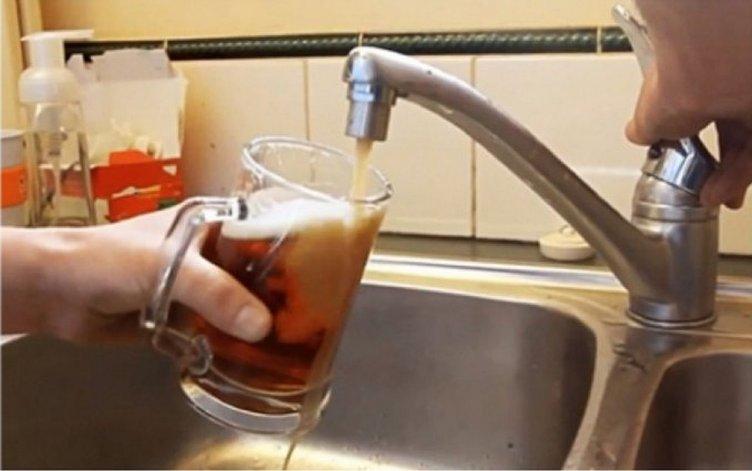 En el futuro, la cerveza podría salir de la canilla