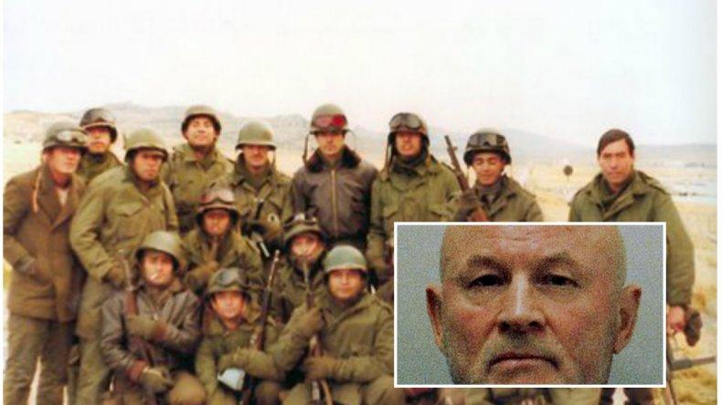 Ex combatiente inglés presumió una 9 mm que le quitó a un soldado argentino y terminó preso