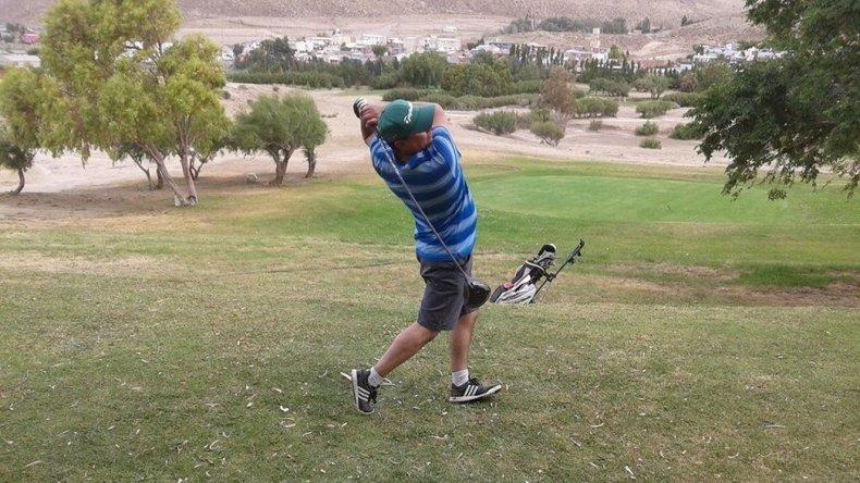 El golf comodorense a pura competencia
