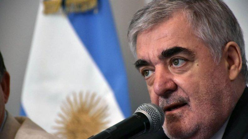 El gobernador remarcó la madurez del diálogo en la negociación