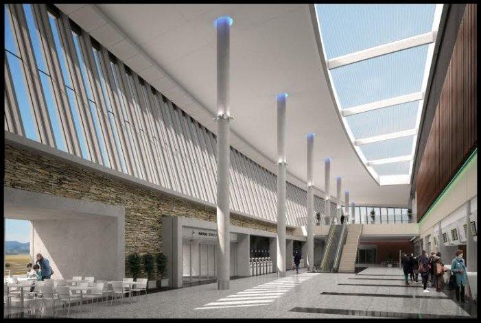 Nación anunció el inicio de obras en el Aeropuerto de Comodoro
