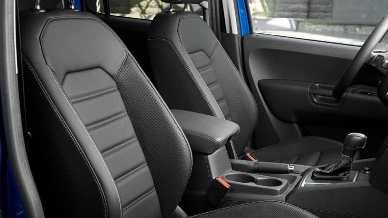 Volkswagen confirmó la Nueva Amarok V6 en Argentina