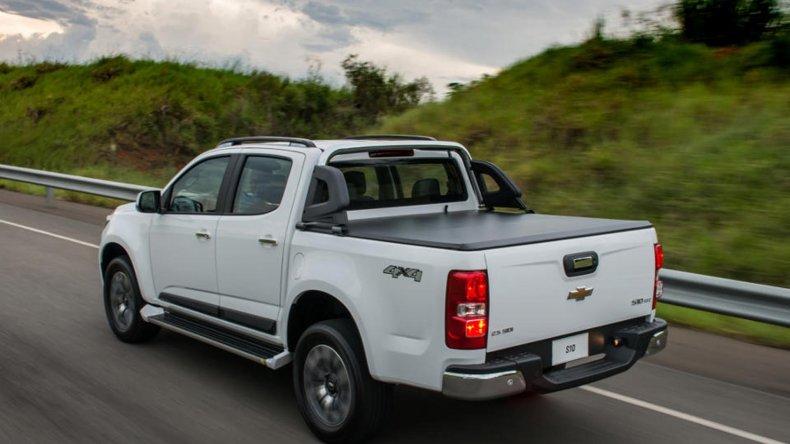 La renovada Chevrolet S10 llega en julio