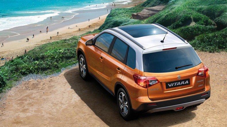 Suzuki Nueva Vitara: desde setiembre en Argentina