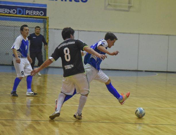UOCRA es uno de los semifinalistas que tiene el torneo Apertura 2016 de la Categoría Principal.