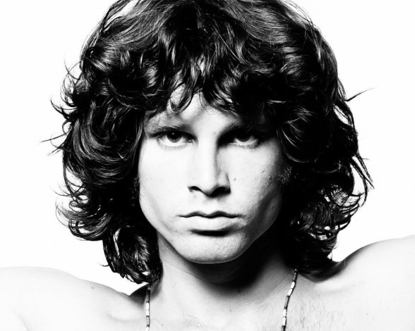Jim Morrison fue el gran vocalista de The Doors.