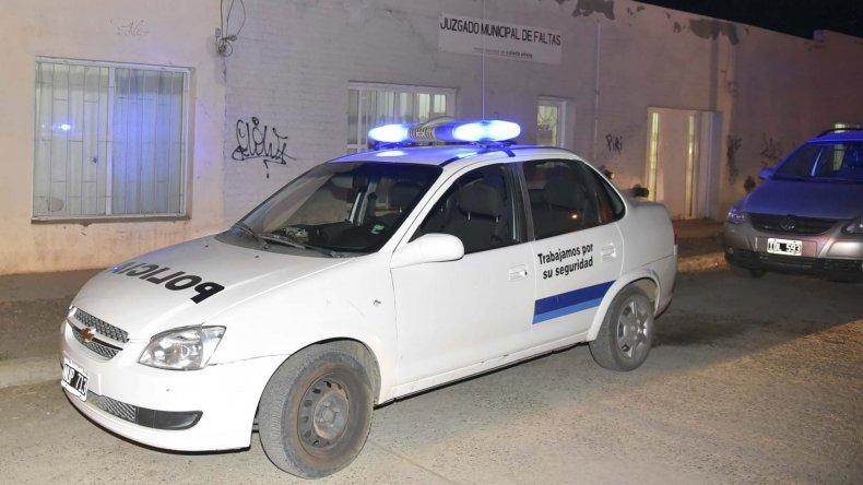 El robo de computadoras en las oficinas del Tribunal Municipal de Faltas fue descubierto en las primeras horas de la noche del viernes.