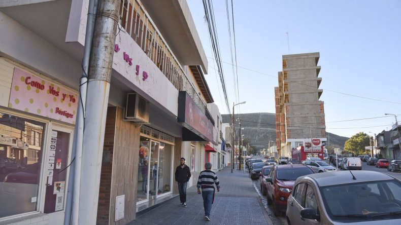 El comercio comodorense se concentra en ocho sectores además del centro