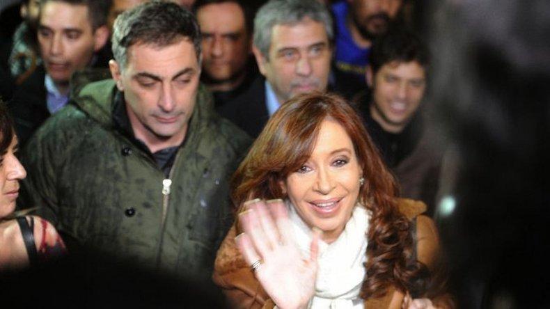 Cristina regresó a Buenos Aires y ya prepara una recorrida por todo el país