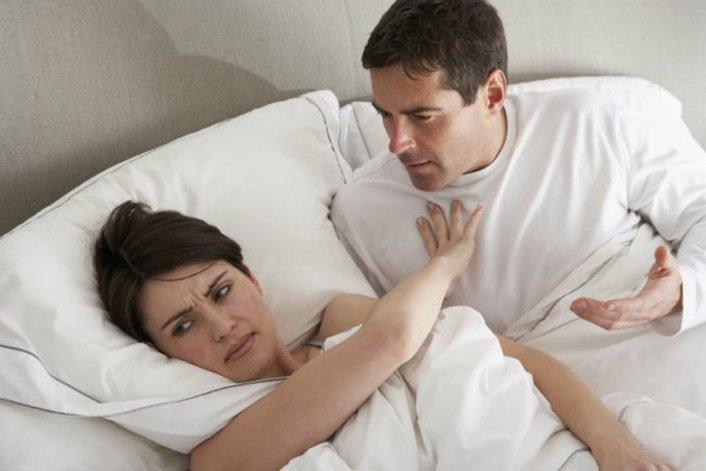 Una encuesta reveló que el 94% de los hombres dejaría a su pareja si sube de peso