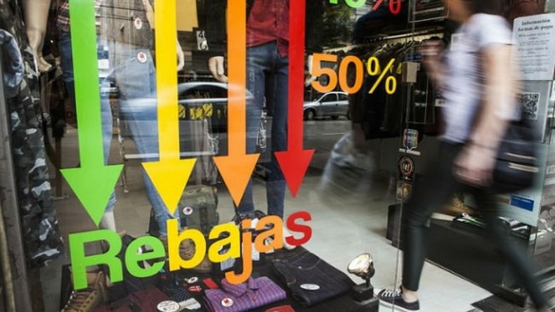 En junio las ventas minoritas cayeron casi un 10 por ciento