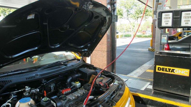 El Gas Natural Comprimido tiene un uso generalizado dentro del parque automotor argentino.