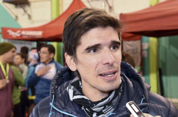 Jorge Mérida se mostró feliz por la cantidad de personas que asistieron a la Expo Deportes 2016 e hizo votos para crecer en calidad de eventos.