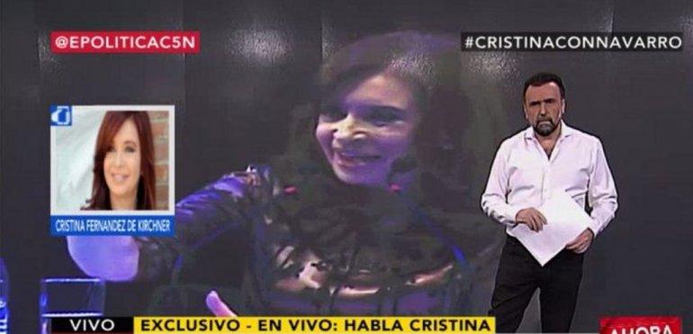 Las 15 frases más importantes de la entrevista exclusiva de Cristina a C5N