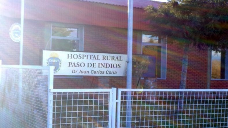 El Hospital de Paso de Indios tiene un solo médico