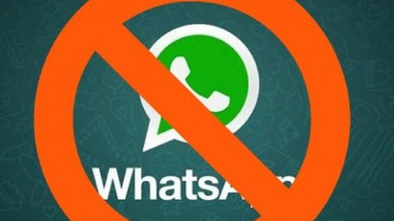 ¿Por qué WhatsApp podría cerrarte la cuenta?