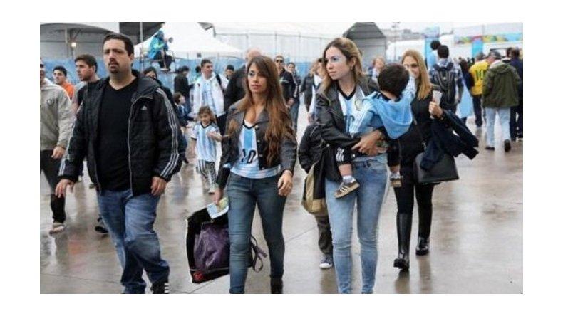 Antonella Roccuzzo habló sobre los críticos de Messi