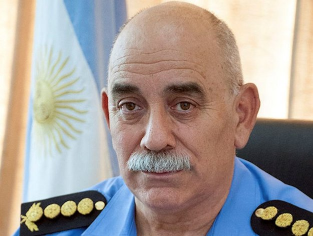El jefe de policía estará en Comodoro por los reiterados hechos de inseguridad