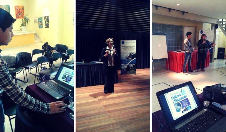 Se desarrolló el taller Ceremonial y protocolo para hacedores culturales