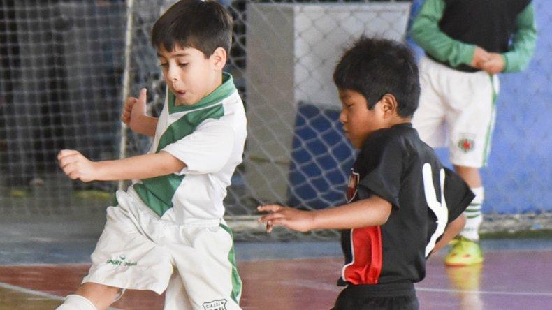 El torneo infantil de CAI entra en etapa de definiciones en todas sus categorías.