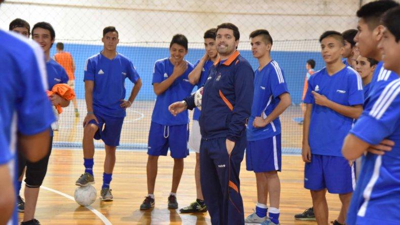 La CAI inició una nueva etapa  con Nicolás Segura como DT