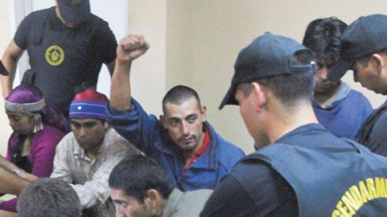 Facundo Jones Huala permanece detenido en la Unidad Penitenciaria 14 de Esquel.