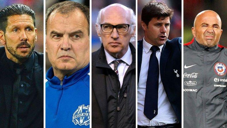 ¿Quién será el DT de la Selección tras la renuncia de Martino?
