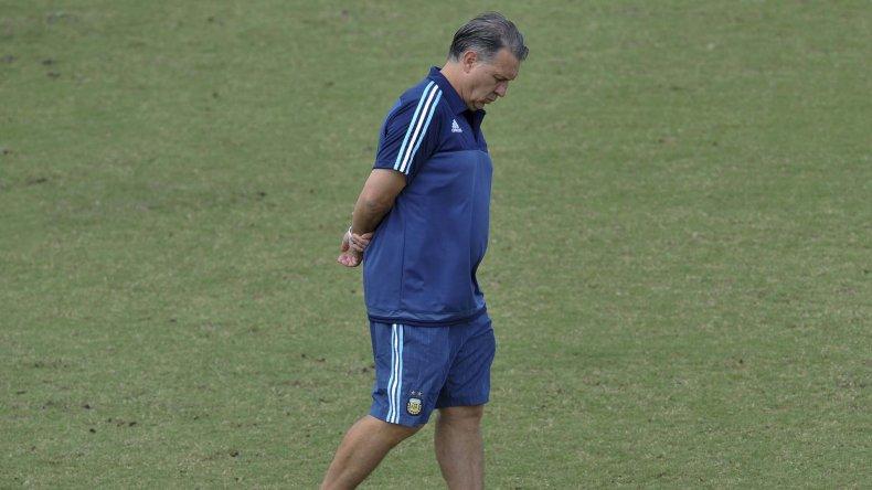 Gerardo Martino no encontró apoyo dirigencial y decidió dar un paso al costado.