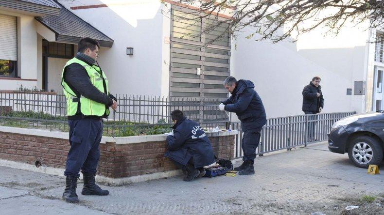 Los investigadores continúan con el análisis de las pruebas recolectadas para avanzar en la causa del crimen de Daniel Sánchez.