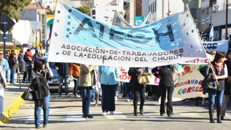 El gobierno presentó una nueva propuesta salarial a ATECh