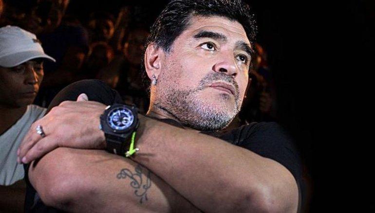 Maradona: quiero una auditoría y una AFA nueva