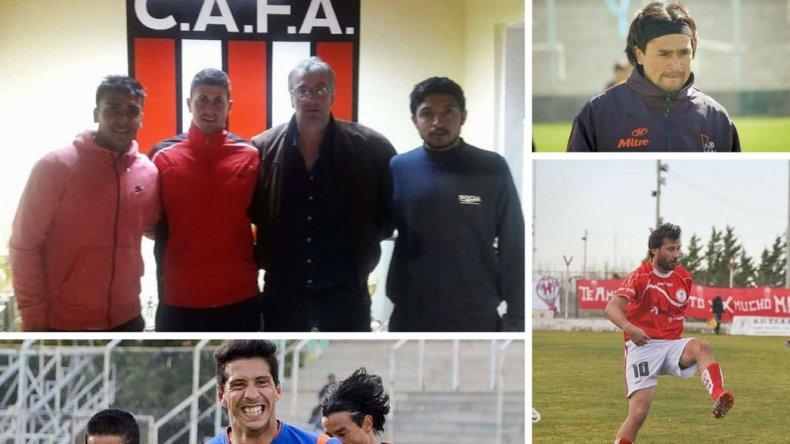 Las caras nuevas que tendrán los equipos comodorenses