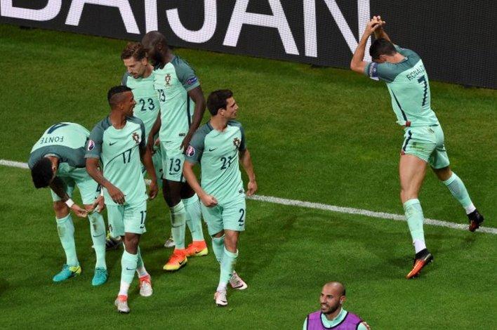 Portugal jugará la final de la Eurocopa