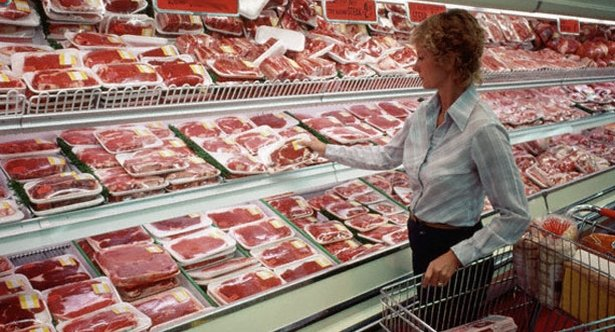 La suba del precio de la hacienda fue acompañada por los aumentos de carne en el mostrador.