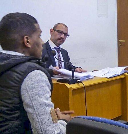 Joel Antonio Rodríguez recuperó la libertad a solicitud de la Fiscalía.