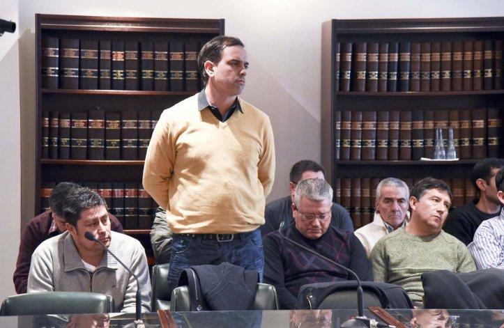 El Tribunal Oral Federal de Comodoro Rivadavia condenó como partícipes necesarios del delito de desaparición forzada de personas al comisario Tillería y al oficial Chemín
