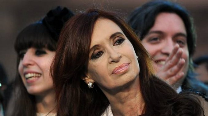 Cristina Kirchner es abuela por tercera vez