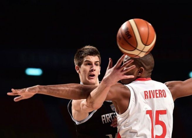Un nuevo argentino en la NBA
