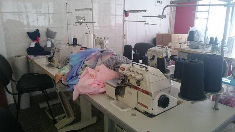 La comunidad trans de Comodoro impulsa su cooperativa textil
