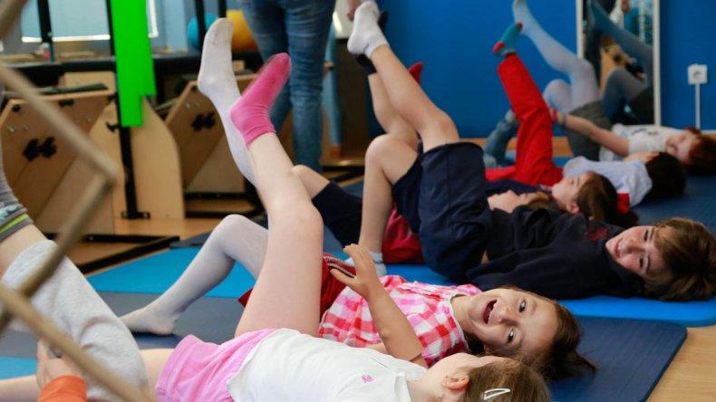 Deporte para el desarrollo saludable de los niños y adolescentes
